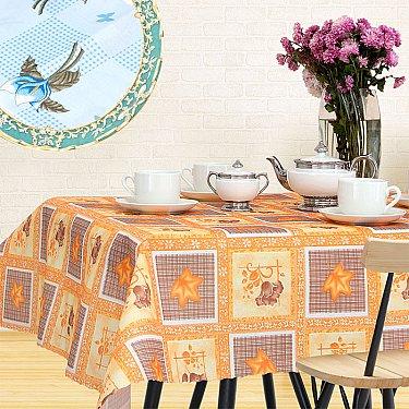 Скатерть для кухни, дизайн 19