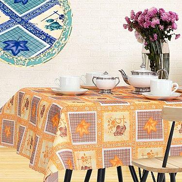 Скатерть для кухни, дизайн 25