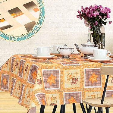 Скатерть для кухни, дизайн 36