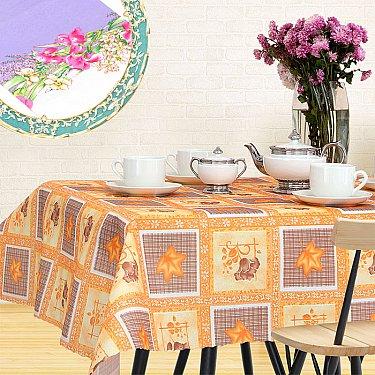 Скатерть для кухни, дизайн 43