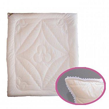 """Одеяло """"Кружевное облачко"""", теплое, 110*140 см"""