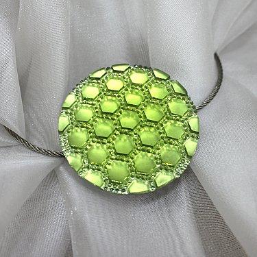 Подхват магнитный NZ KR-2, зеленый