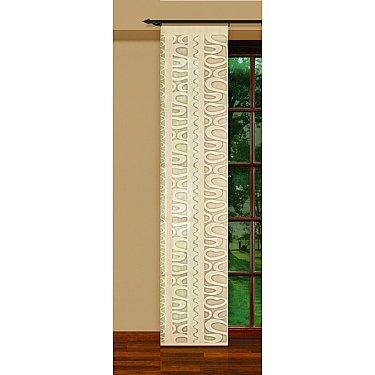 Японская штора №207350/50, кремовый